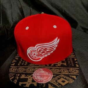 Detroit Red Wings Mitchell & Ness